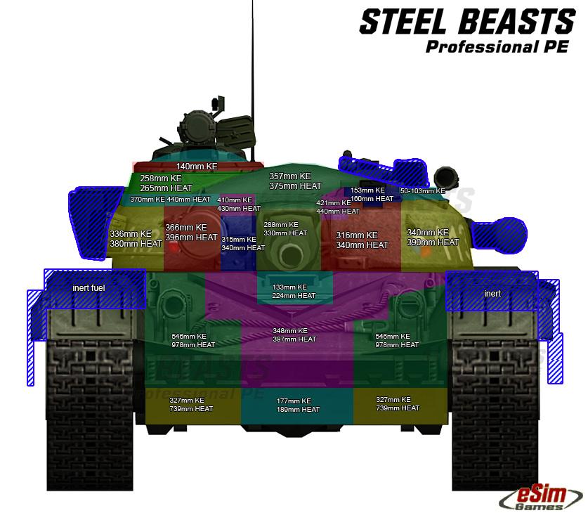 Схем бронирования т-72