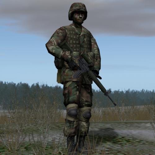 new uniform dutch army