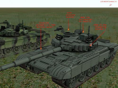 t-72b3  t-72m4cz mod  - t-72