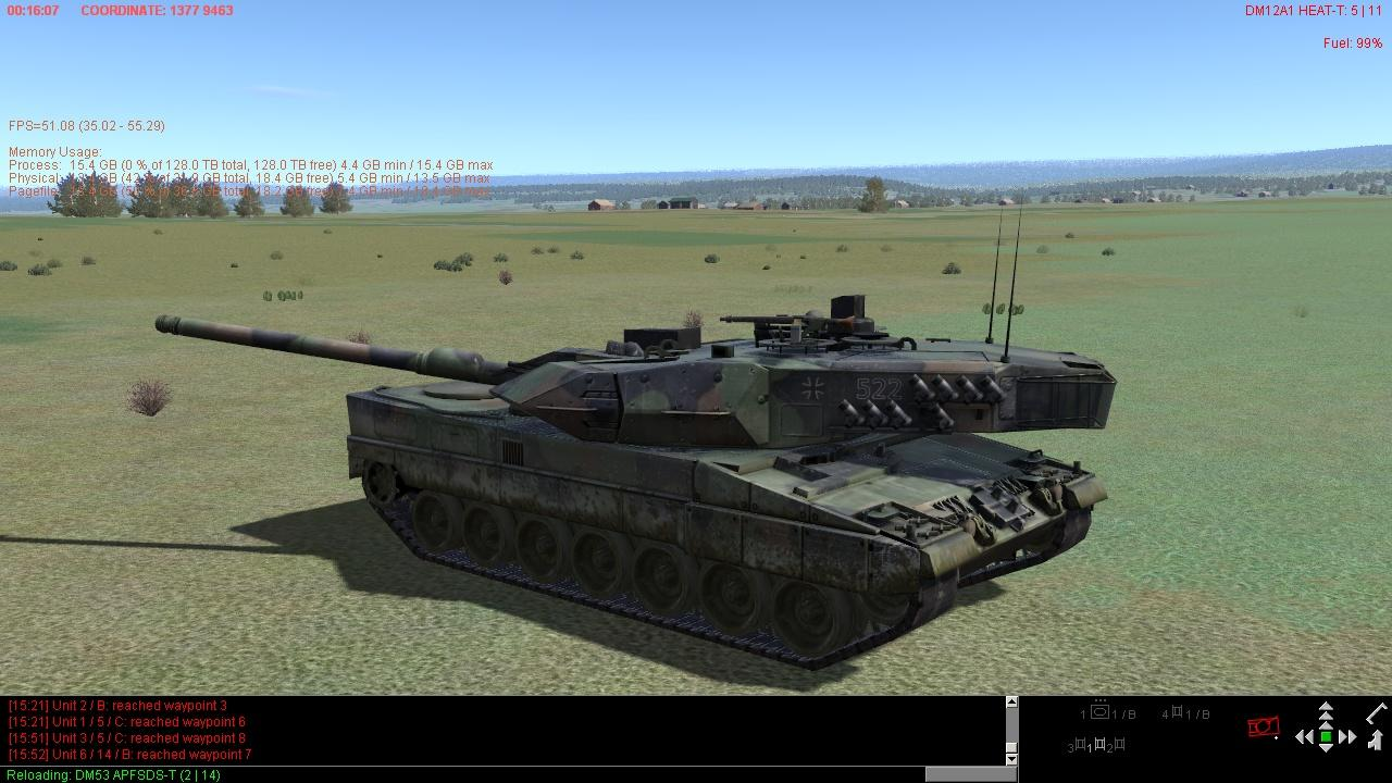 4 0 Benchmark converted for version 4 1 - Easy - Steelbeasts com